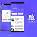 Slashmobility desarrolla una app que ayuda a mantener los hábitos recomendados por las autoridades sanitarias para evitar el contagio y contribuir a la contención del COVID-19
